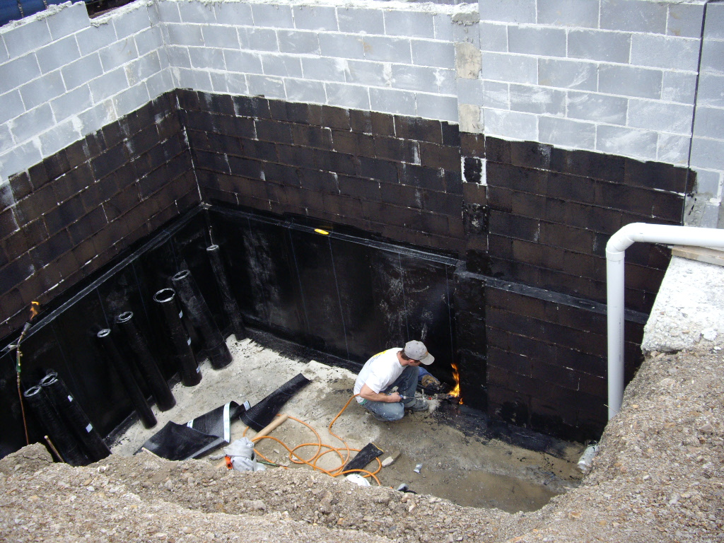 Waterproof membrane detail waterproof membrane system for - The No Nails Wrimco Protection Board Will Be Subsequently Spot Torched To The Waterproof Membrane